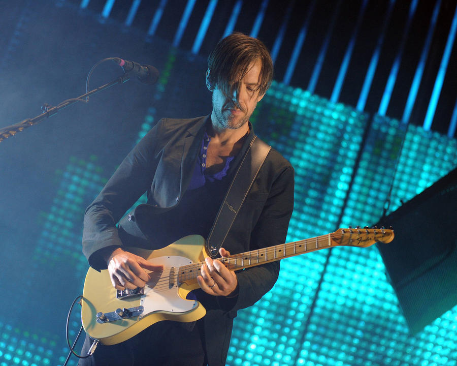 Radiohead Guitarist Ed O'brien To Release Debut Solo Album