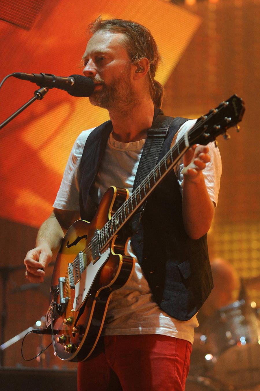 Thom Yorke's Longtime Partner Passes Away Aged 48