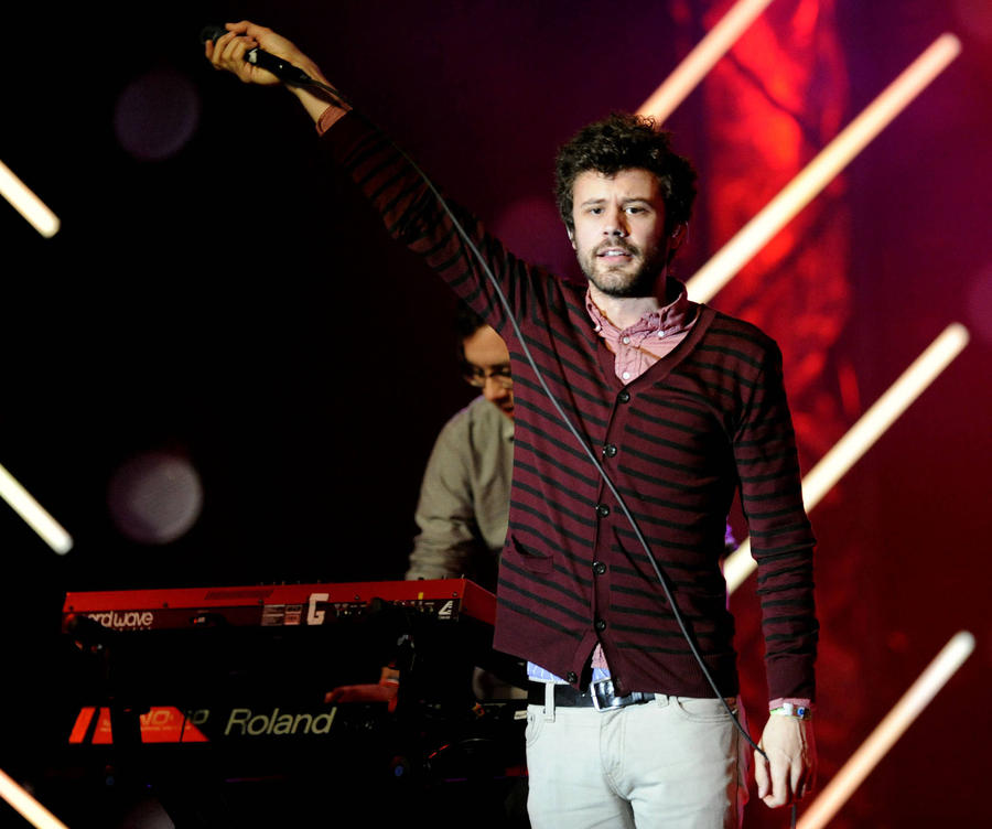 Passion Pit Frontman Launching Mental Health Organisation For Musicians