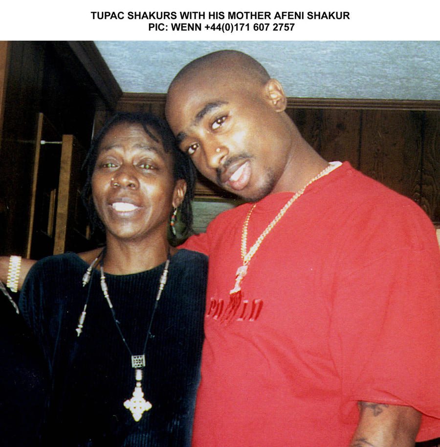 Tupac Shakur's Mother Is Getting Divorced