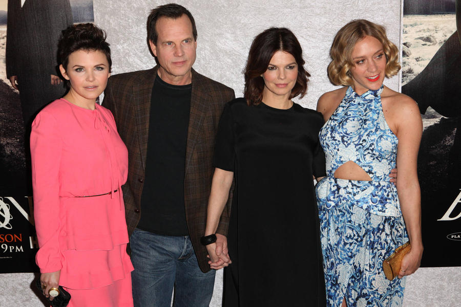 Ginnifer Goodwin Remembers Big Love Co-star Bill Paxton's 'Huge Heart'