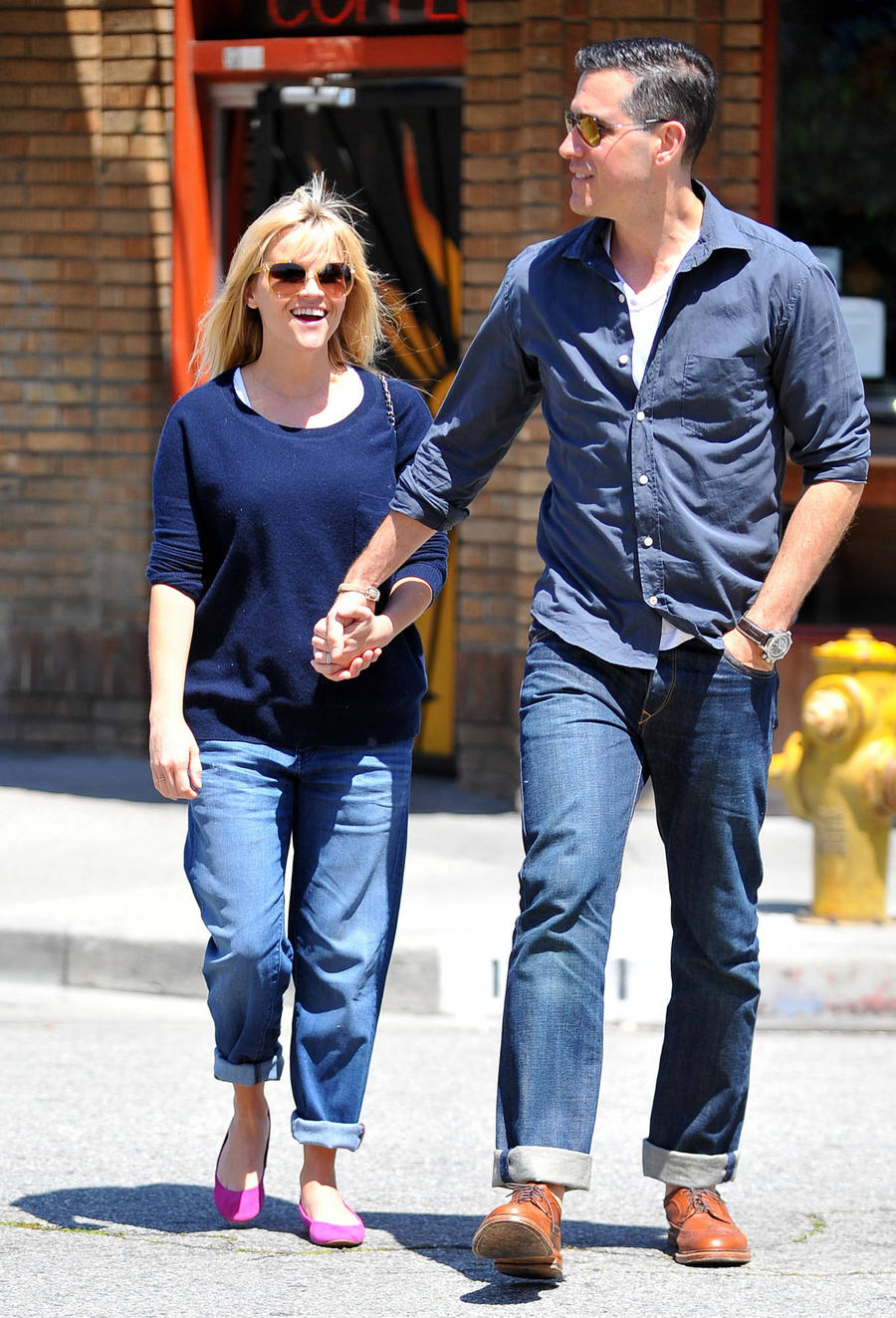 Reese Witherspoon 'Transformed' By Husband Jim Toth