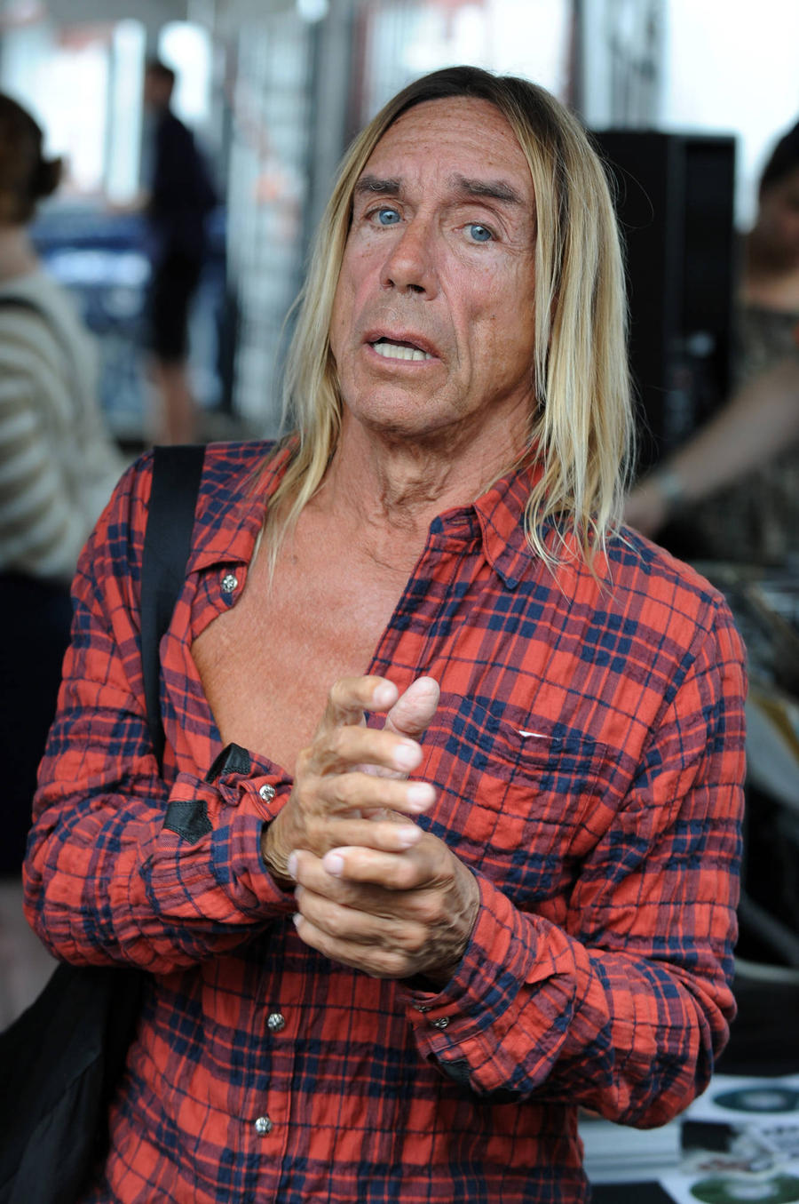 Iggy Pop Drops Retirement Hint