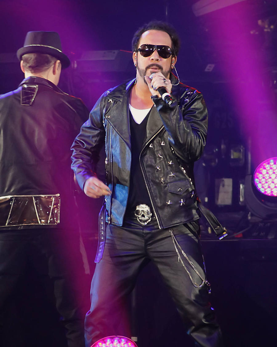 Aj Mclean: 'Backstreet Boys' Vegas Residency Will Be Mind-blowing'