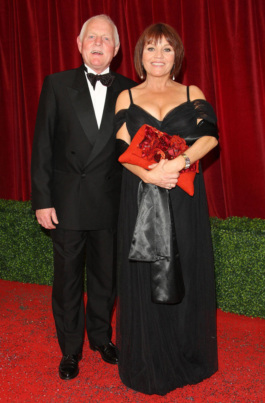 British Soap Stars Chris Chittell & Lesley Dunlop Wed