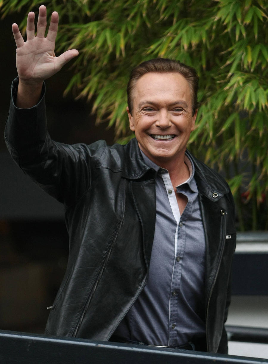 Ailing David Cassidy Thanks Fans For Support