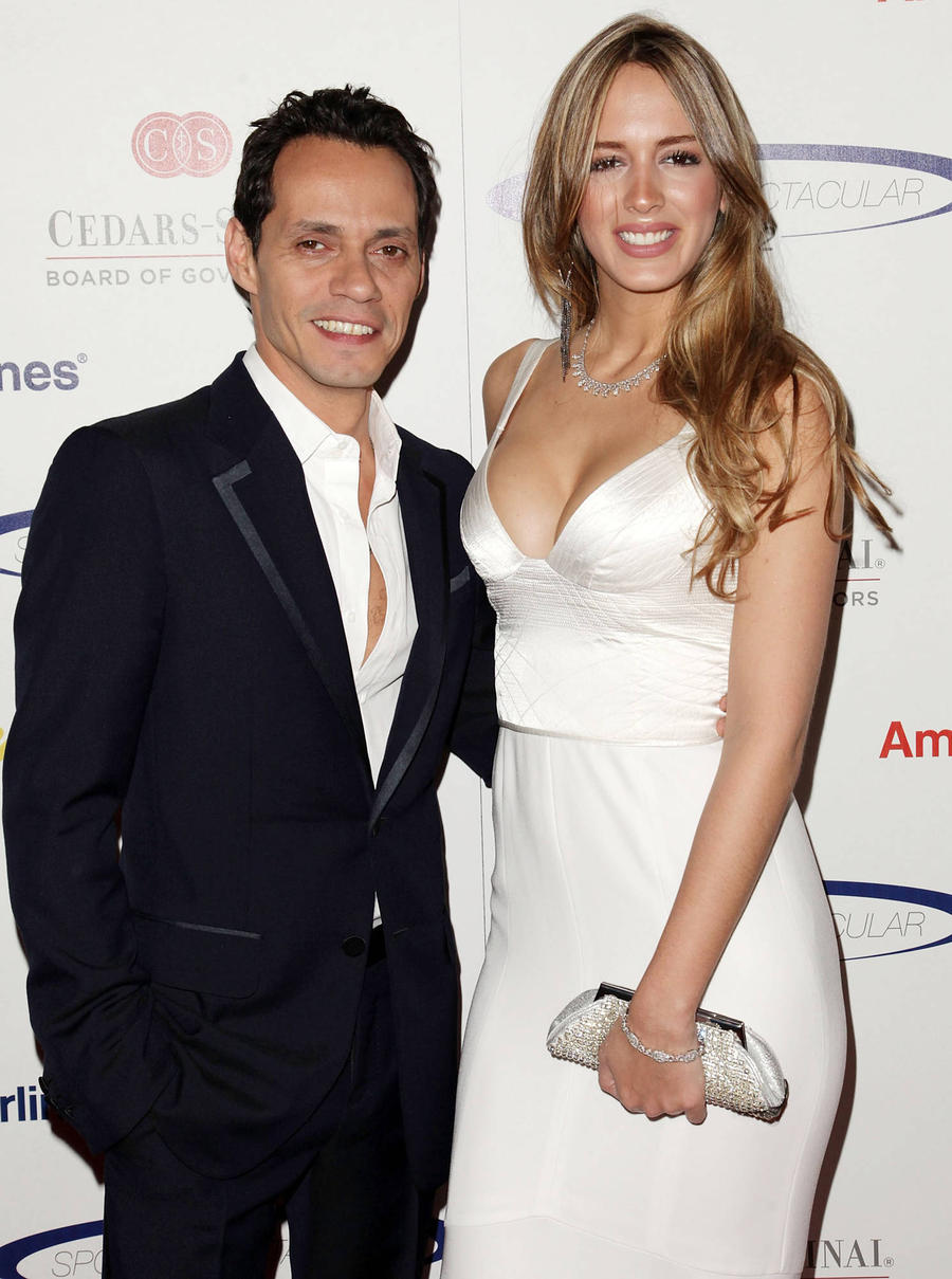 Marc Anthony Will Pay Ex-wife $10,000 A Month - Report