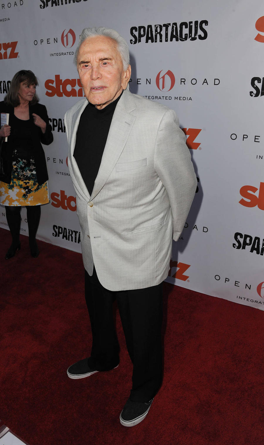 Kirk Douglas Celebrates 100th Birthday With Star-studded Party