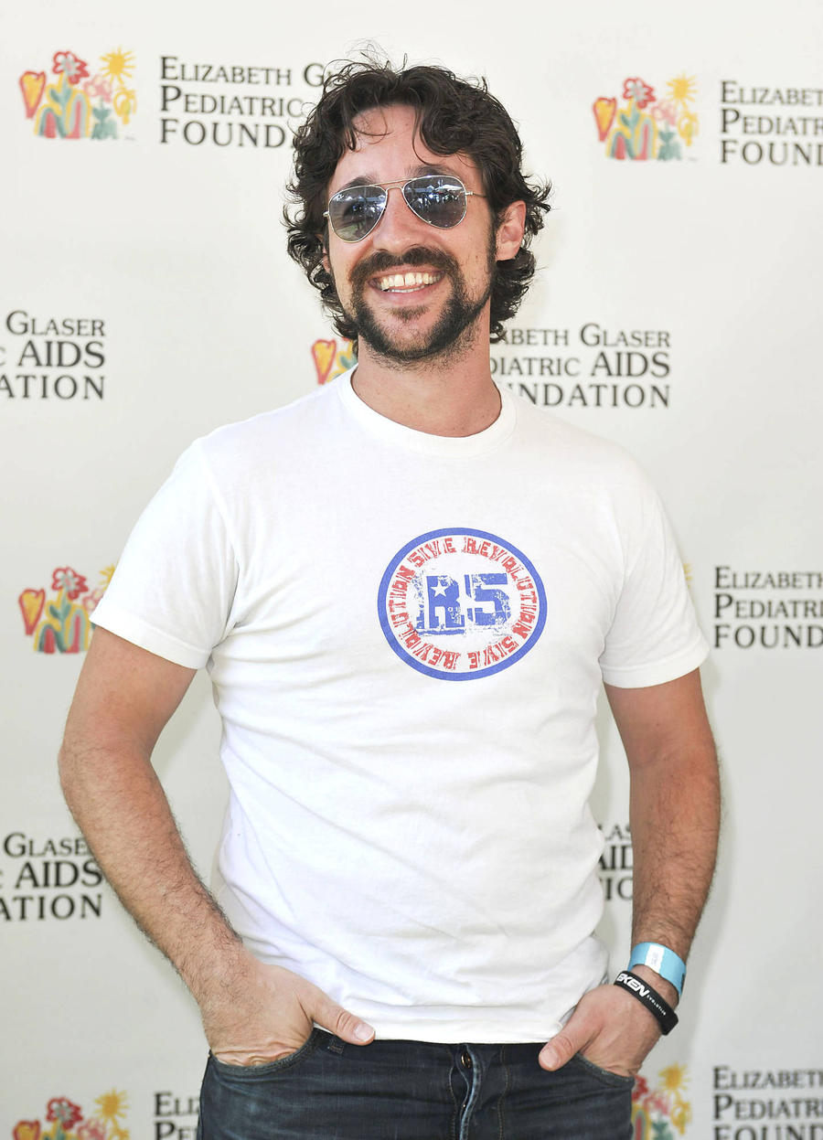 Thomas Ian Nicholas Welcomes Second Child