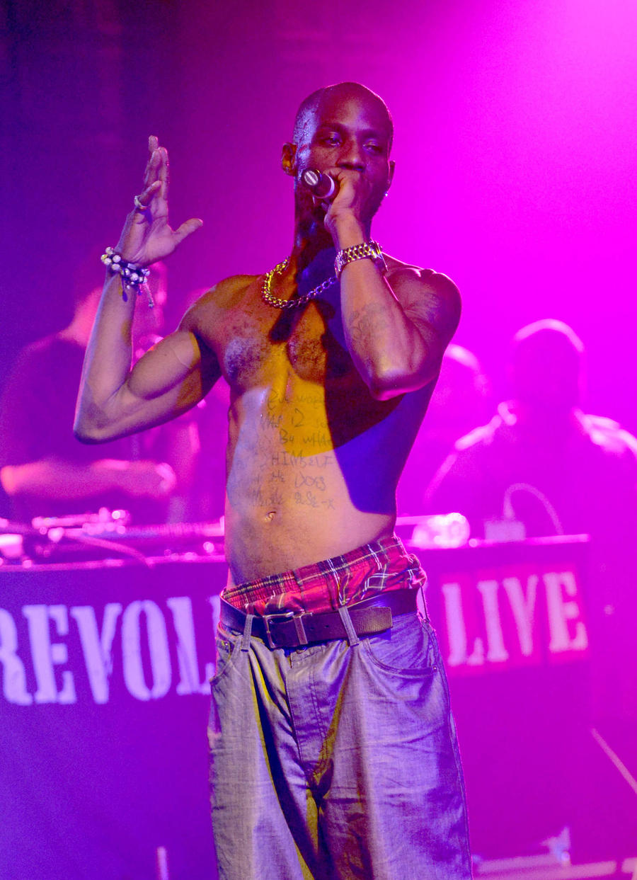 Dmx Released From Hospital