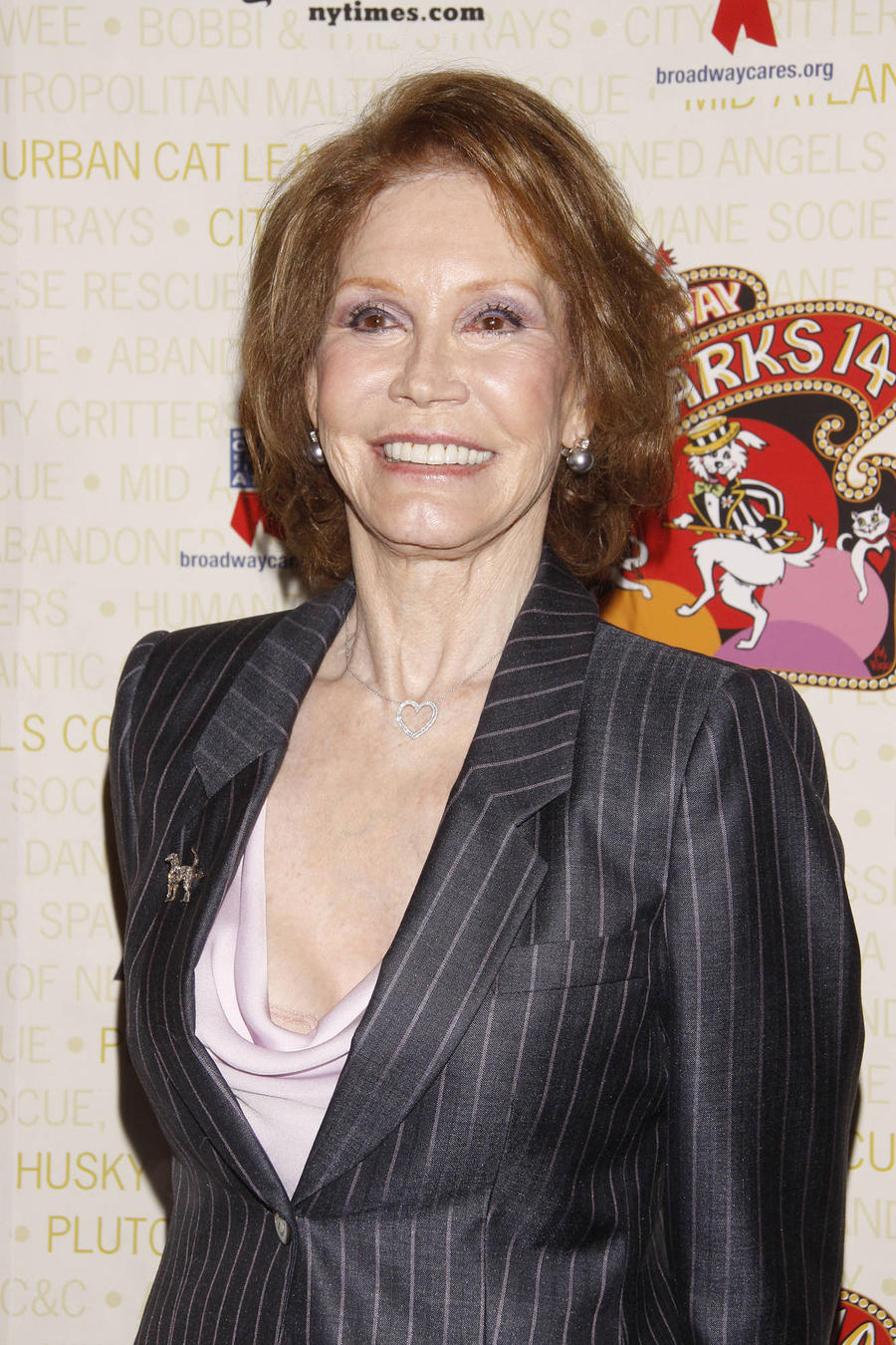 Mary Tyler Moore Laid To Rest