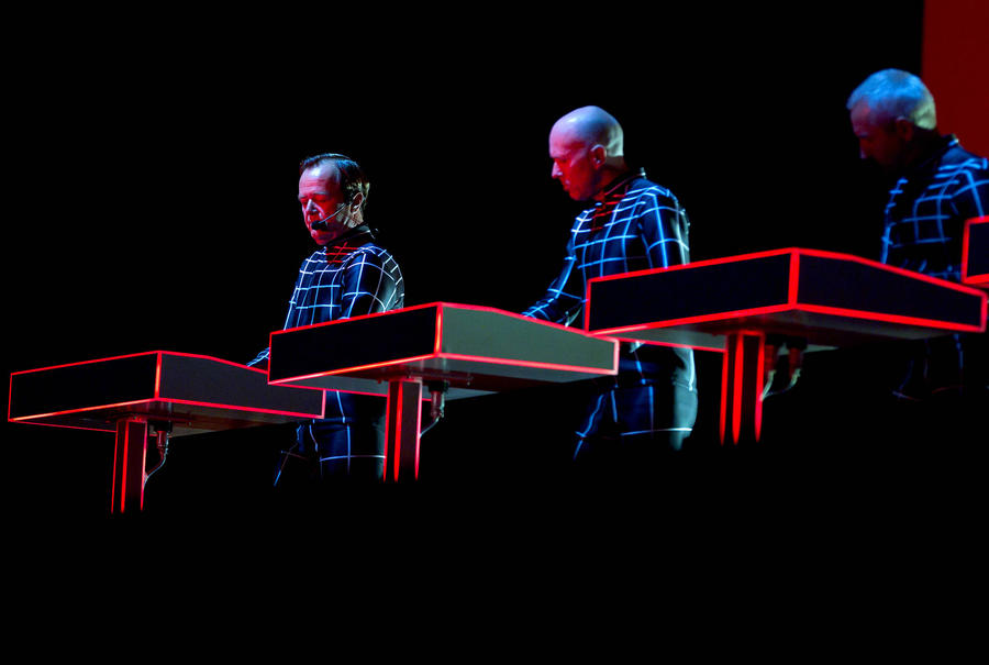 Kraftwerk Show Hit By Buenos Aires Electronica Ban