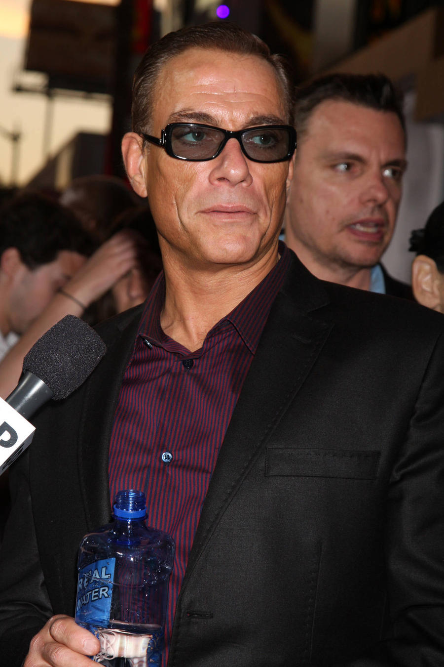 Jean-claude Van Damme In Pain Over Brussels Attacks