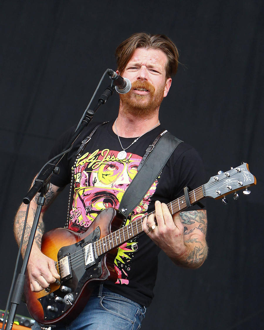 Jesse Hughes Apologises For Bataclan Comments