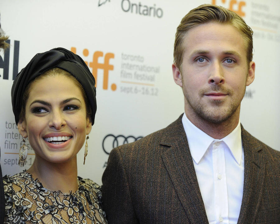 Ryan Gosling And Eva Mendes Wed In Secret - Report