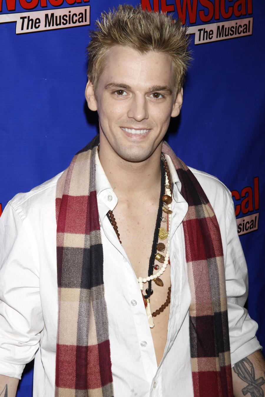 Aaron Carter Endorses Donald Trump, Faces Twitter Backlash