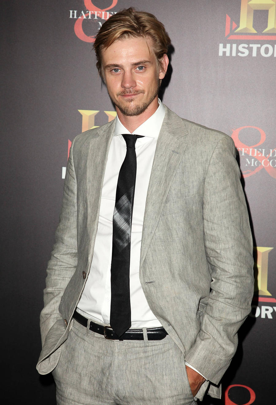 Boyd Holbrook 'Gorged' Himself To Achieve Logan Weight Gain