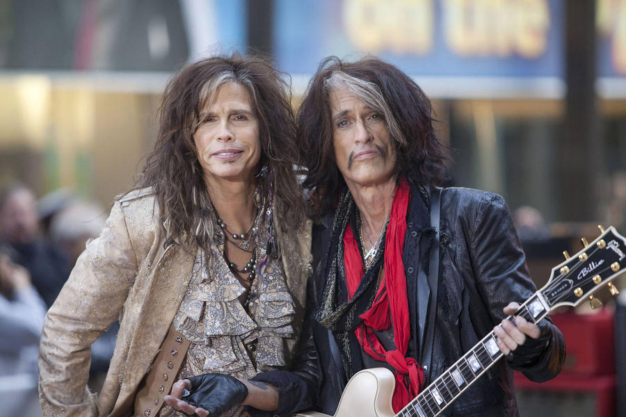 Aerosmith Get Cold Feet About 'Final' Tour