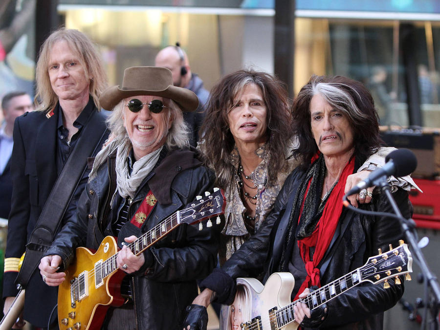 Steven Tyler: 'Time Away From Aerosmith Has Been Good For Us'