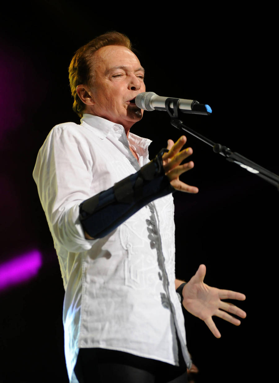 David Cassidy's Dementia Struggle Clear In Awkward Tv Interview