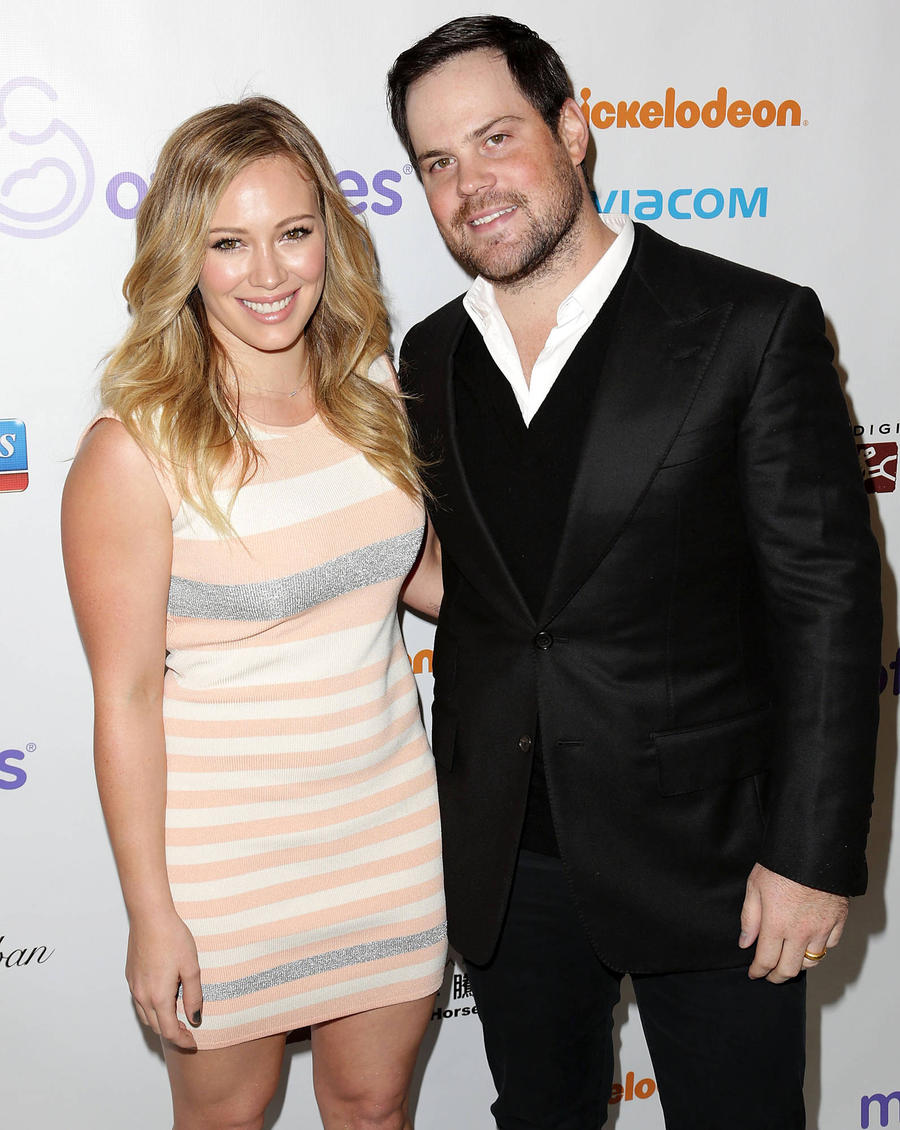 Hilary Duff's Ex-husband Mike Comrie Accused Of Rape - Report