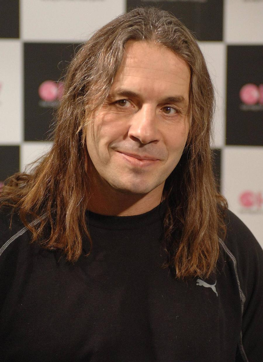 Wrestler Bret 'Hitman' Hart Battling Cancer