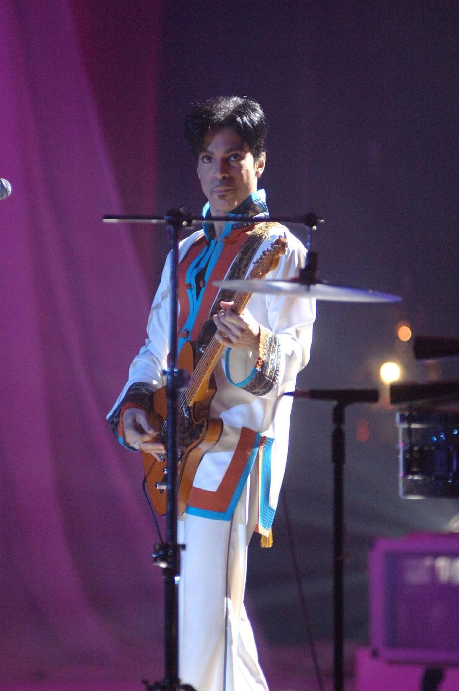 Prince Told Pals He Was 'Doing Fine' Days Before His Death