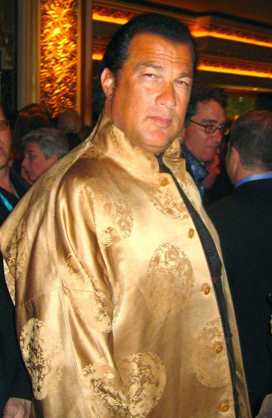 Steven Seagal Planning Thai Film Production Company