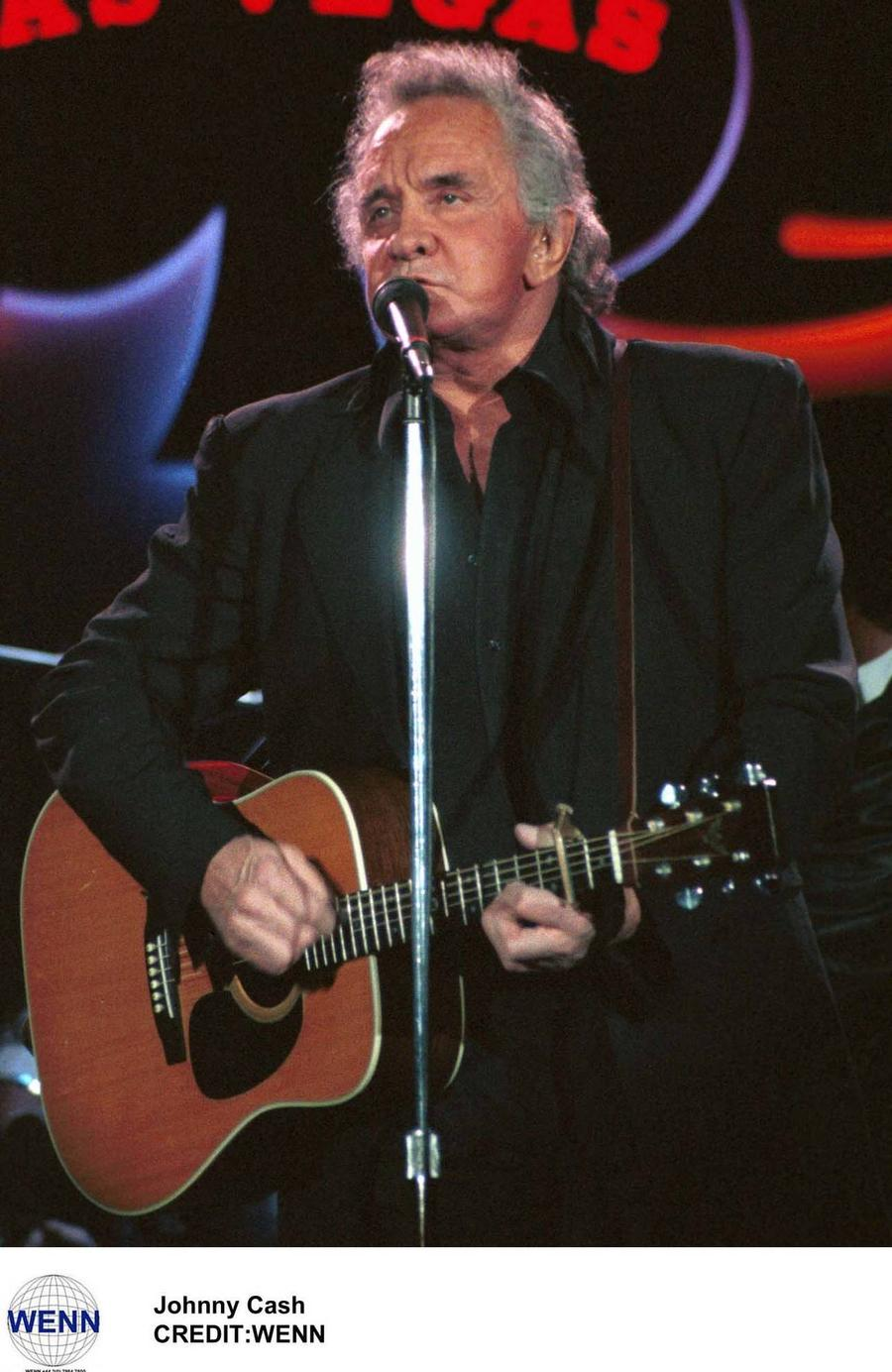Johnny Cash\'s Family In A Feud Over Will | Contactmusic.com