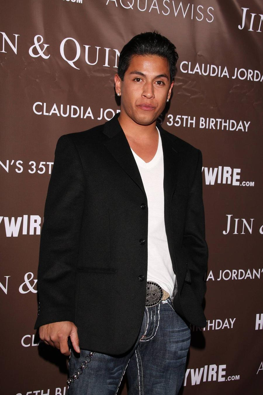 Apocalypto Star Rudy Youngblood Arrested