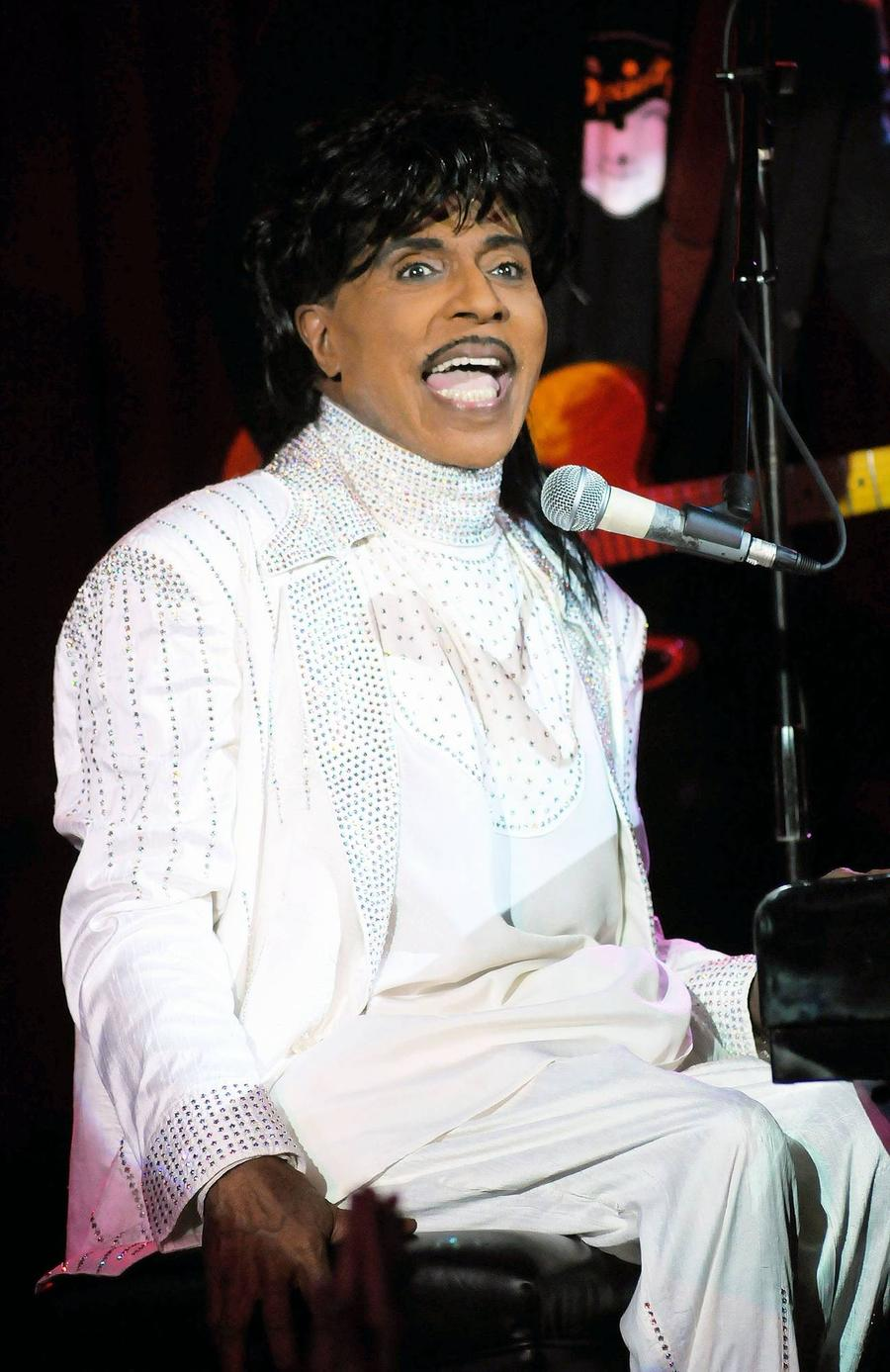 Little Richard Dismisses Health Issue Reports