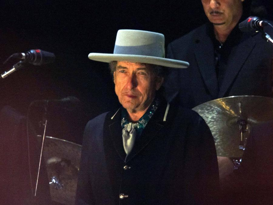 Bob Dylan Sells Archive To Oklahoma University