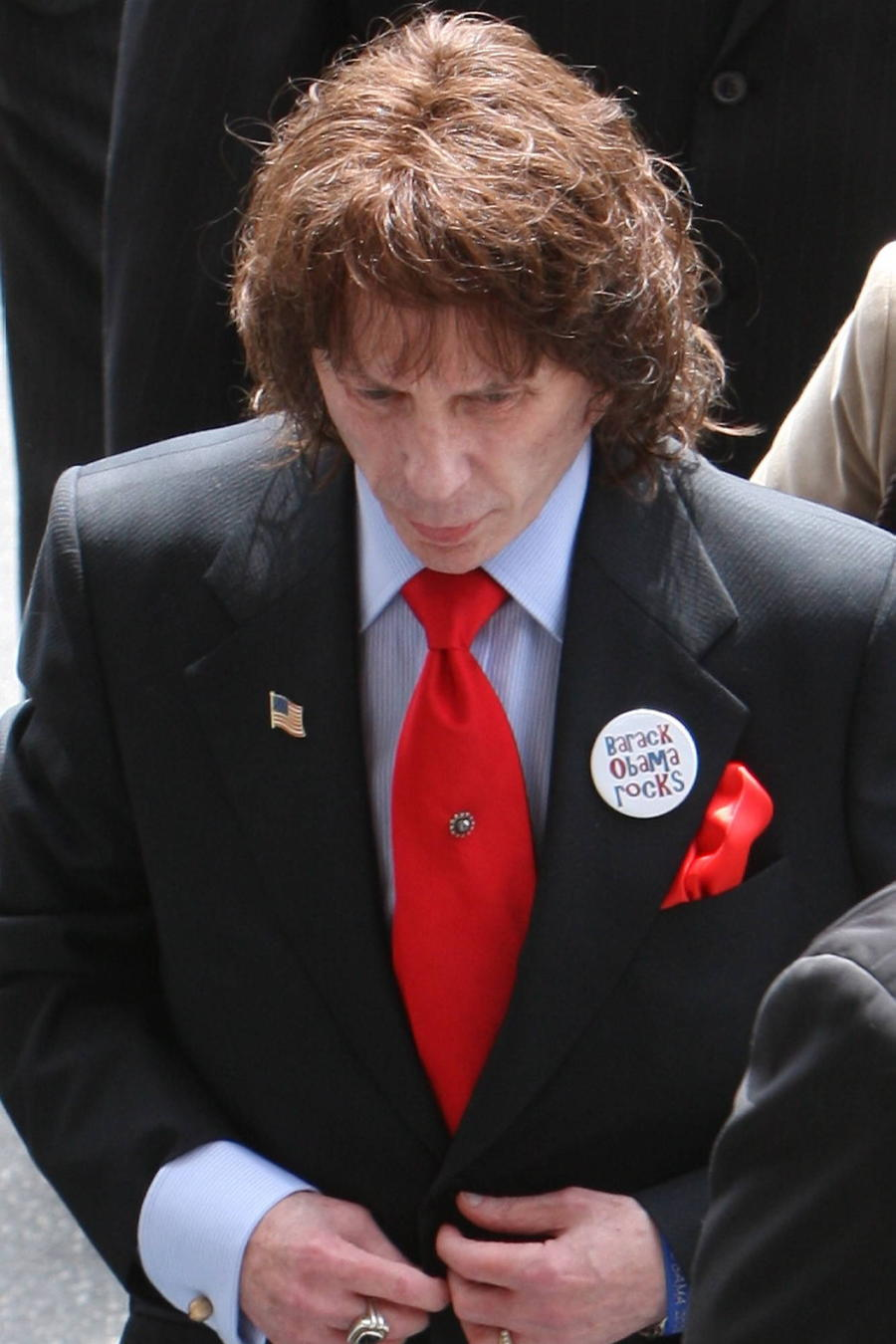 Phil Spector 'Files For Divorce'