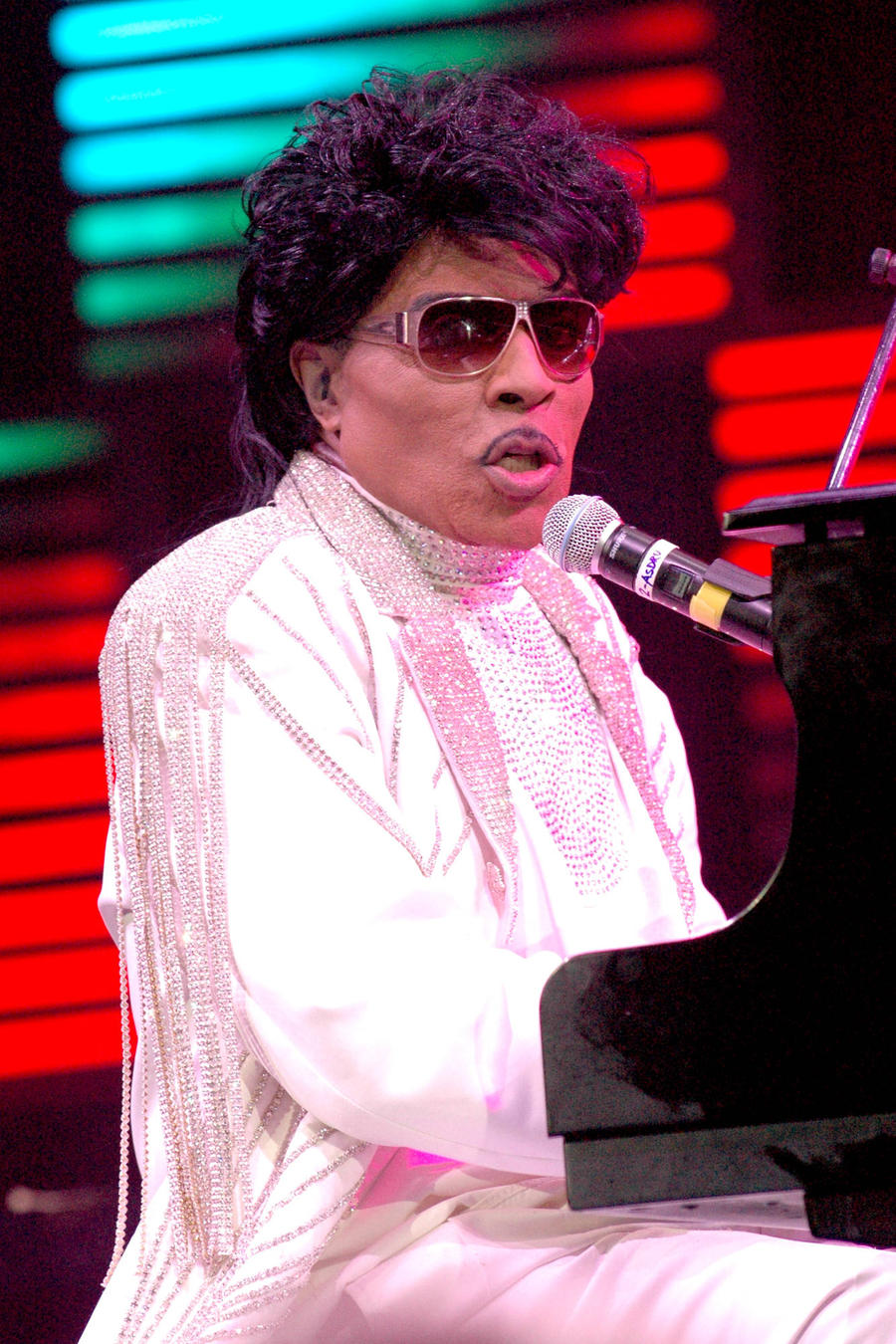 Little Richard Devastated By Death Of Friend Chuck Berry