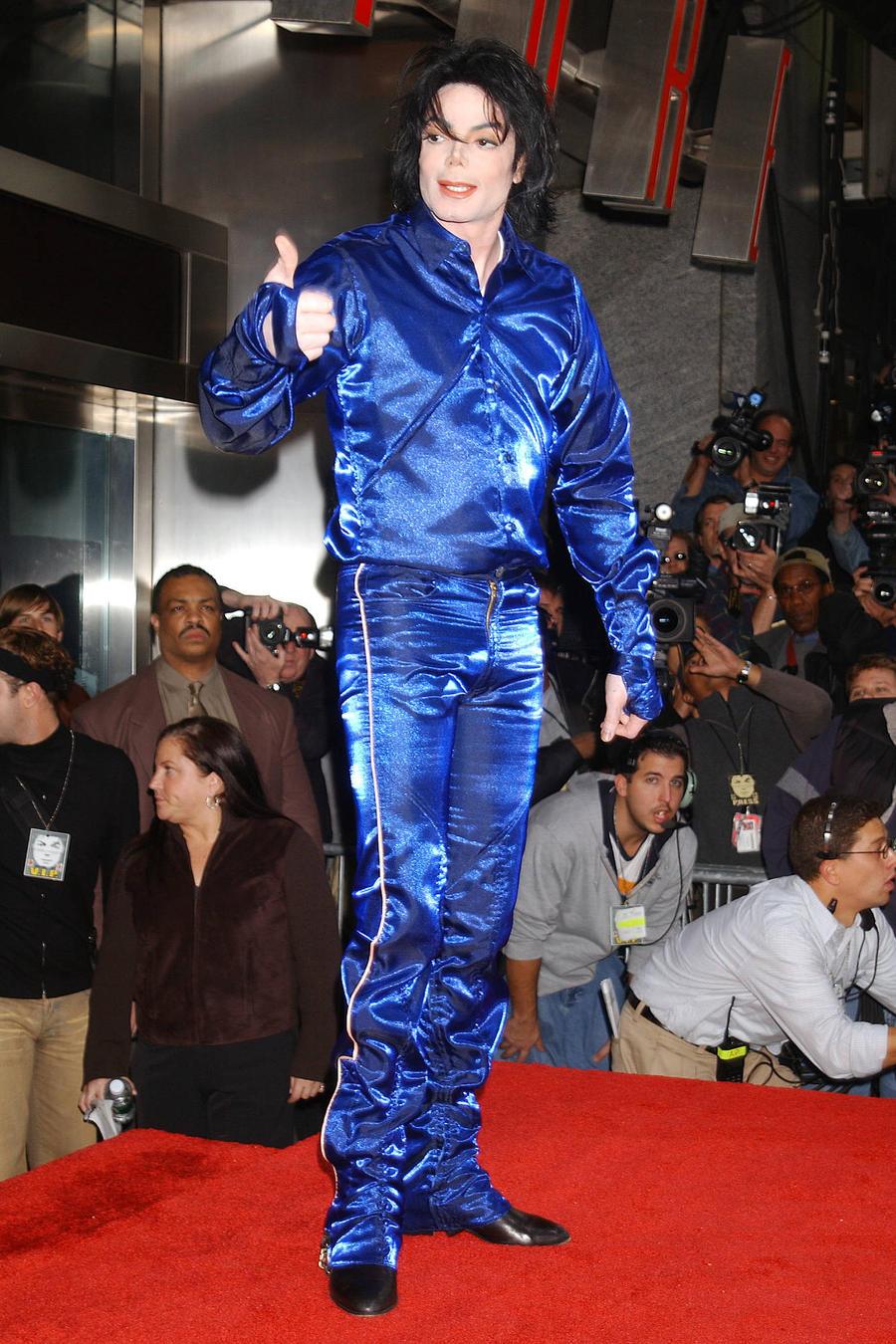 Michael Jackson's Thriller Certified 33-Times Platinum