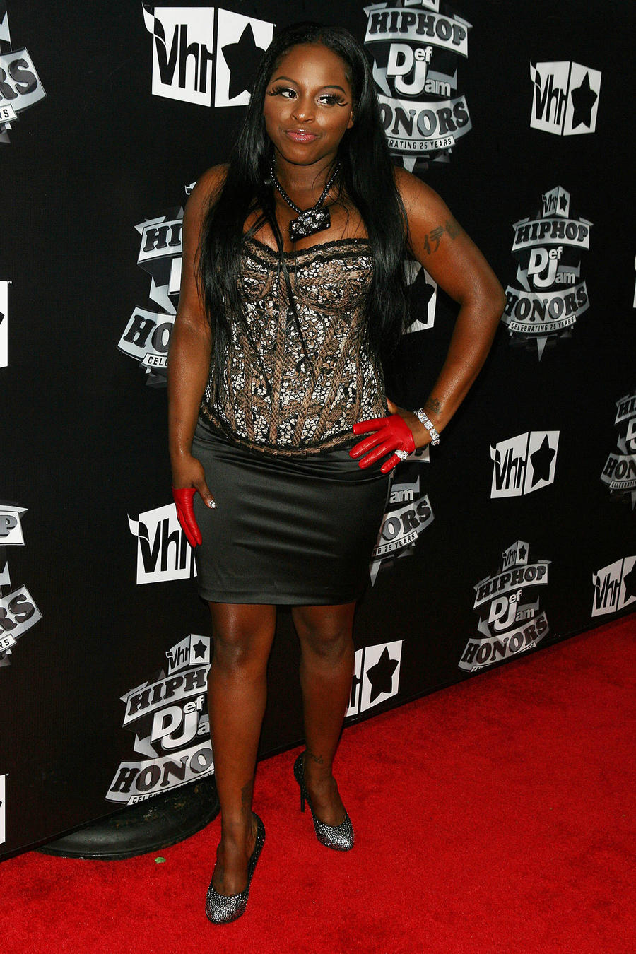 Rapper Foxy Brown Gives Birth - Report