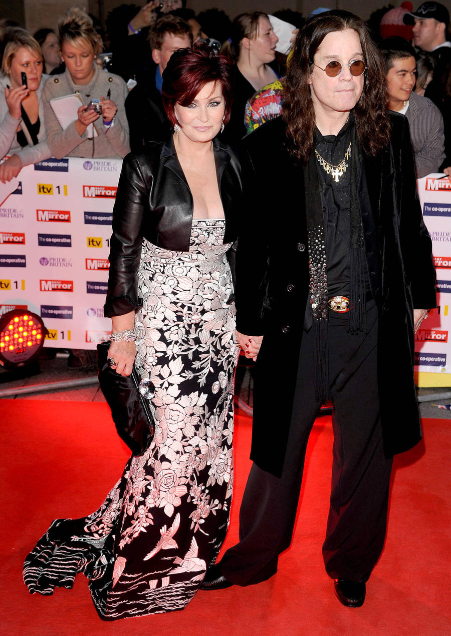 Sharon Osbourne Living Apart From Husband Ozzy