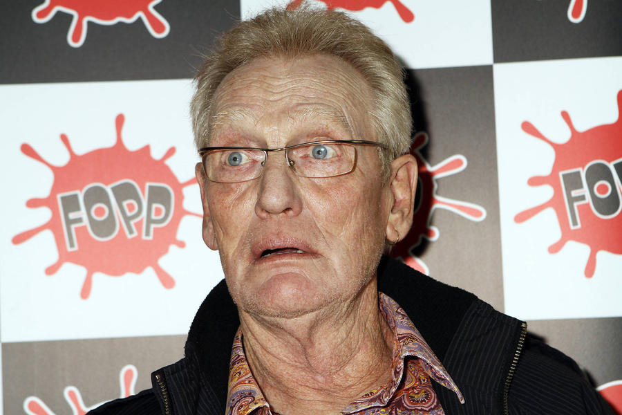Ginger Baker Cancels Tour Due To Heart Problems