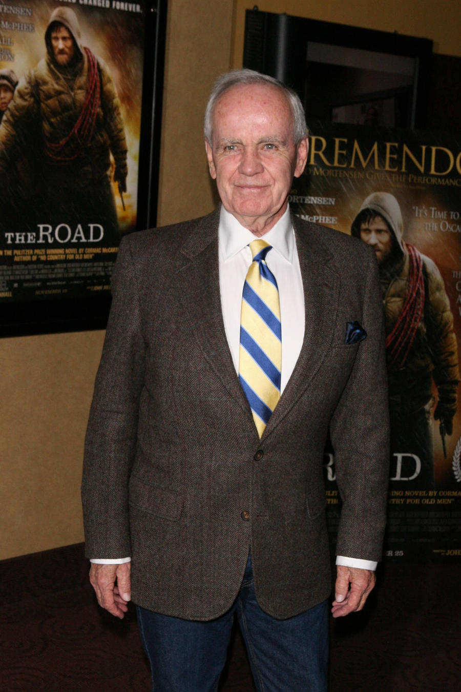 Author Cormac Mccarthy Victim Of Death Hoax