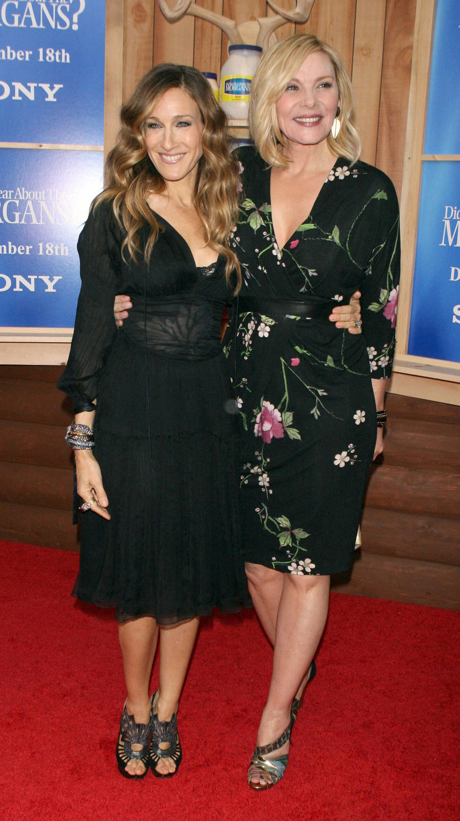 Sarah Jessica Parker Sends Sweet Message To Birthday Girl Kim Cattrall