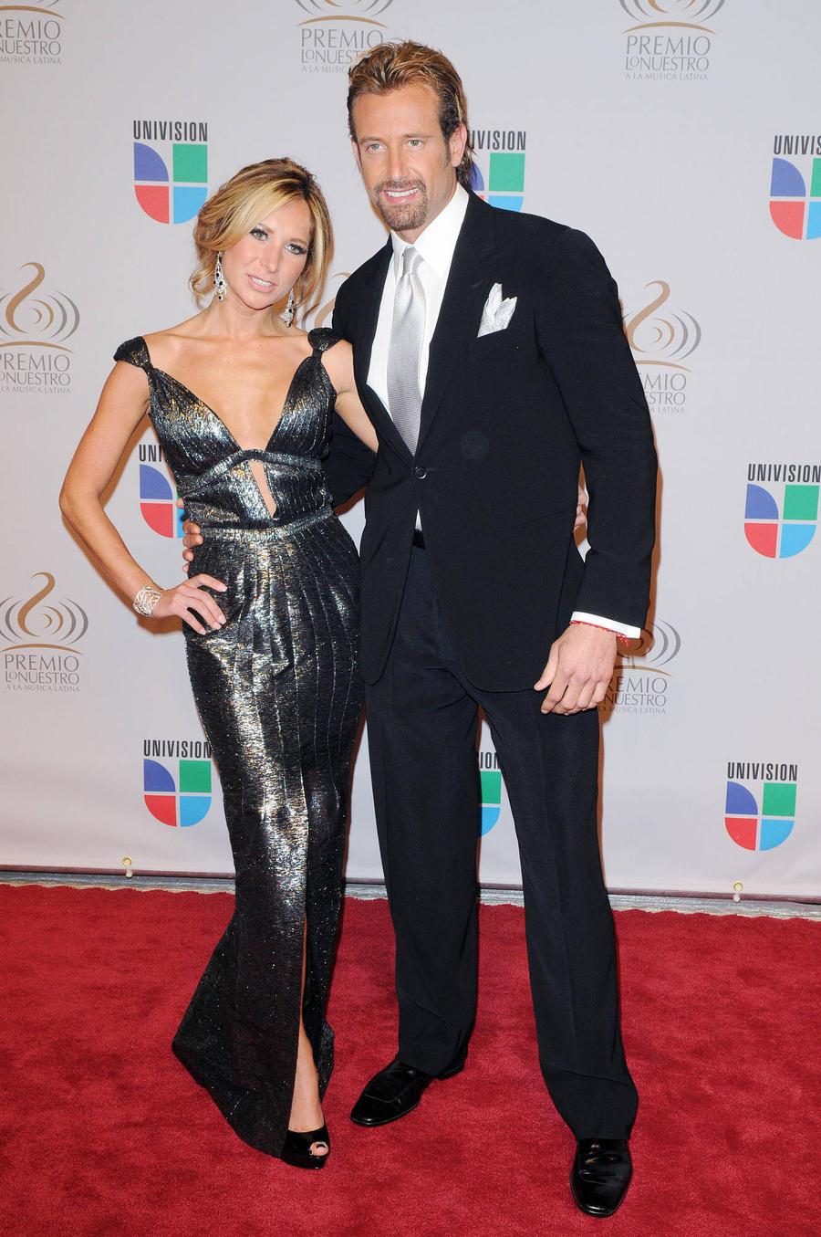 Actors Gabriel Soto And Geraldine Bazan Wed