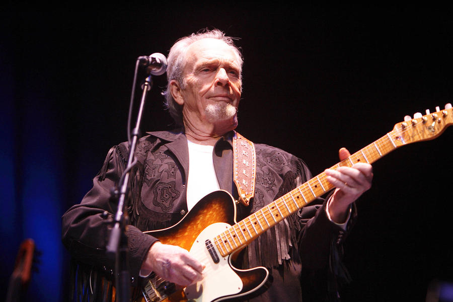 Merle Haggard Honoured With Connoisseur-grade Marijuana Line