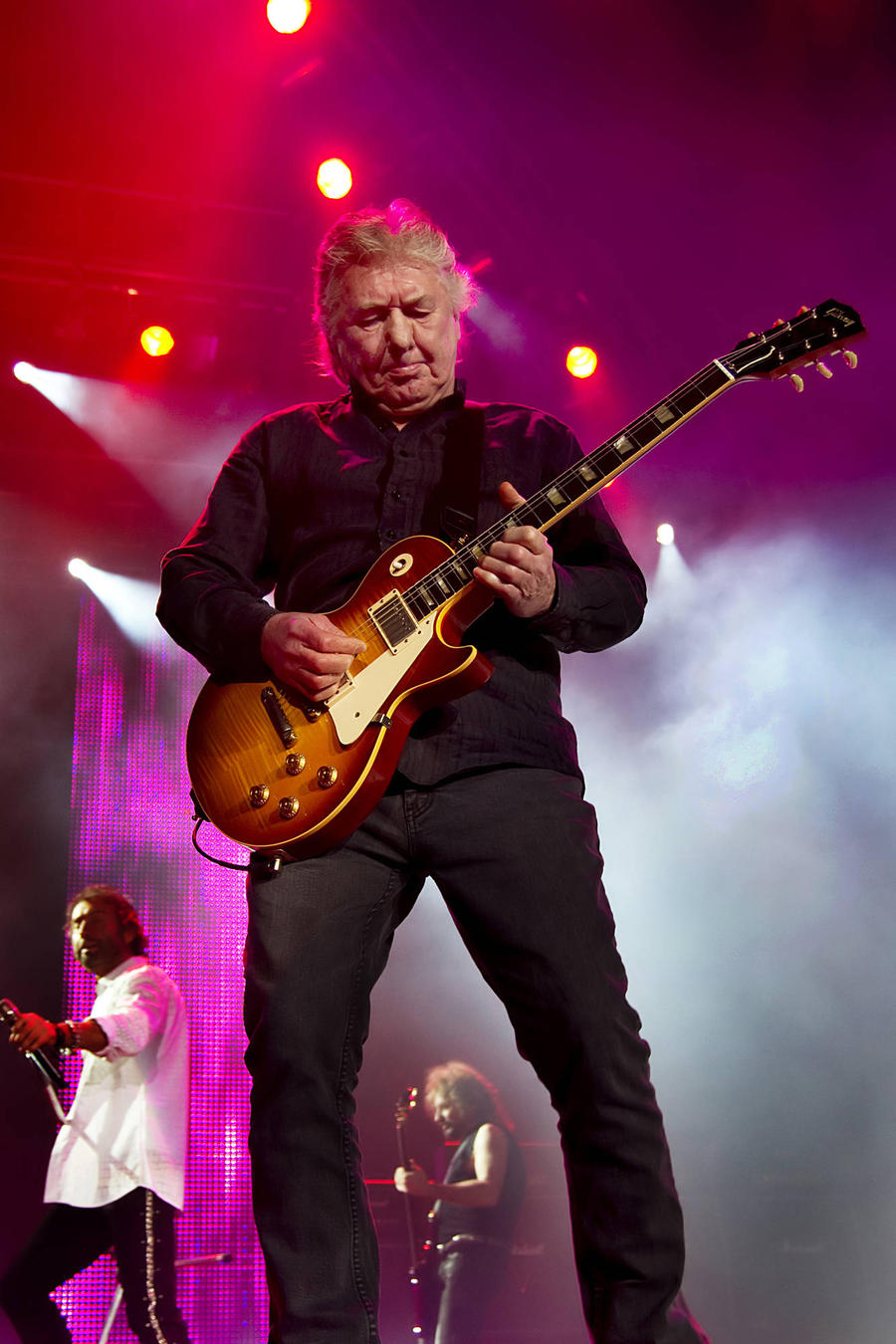 Mick Ralphs To Rejoin Bad Company For U.k. Tour
