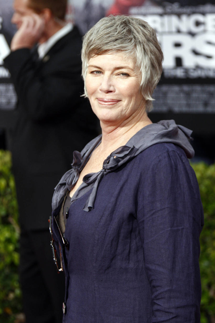 Kelly Mcgillis 'Armed And Ready' After Home Intruder Attack