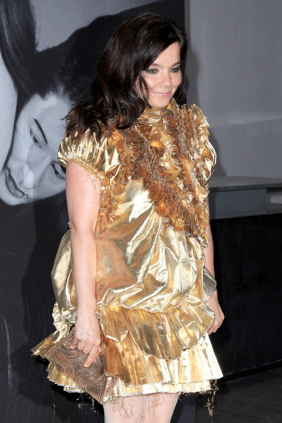 Bjork Calls Out 'Boys' Club' In Music Industry