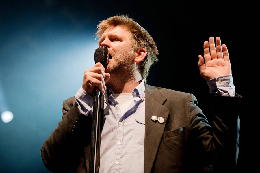 Lcd Soundsystem Play First Concert In Five Years