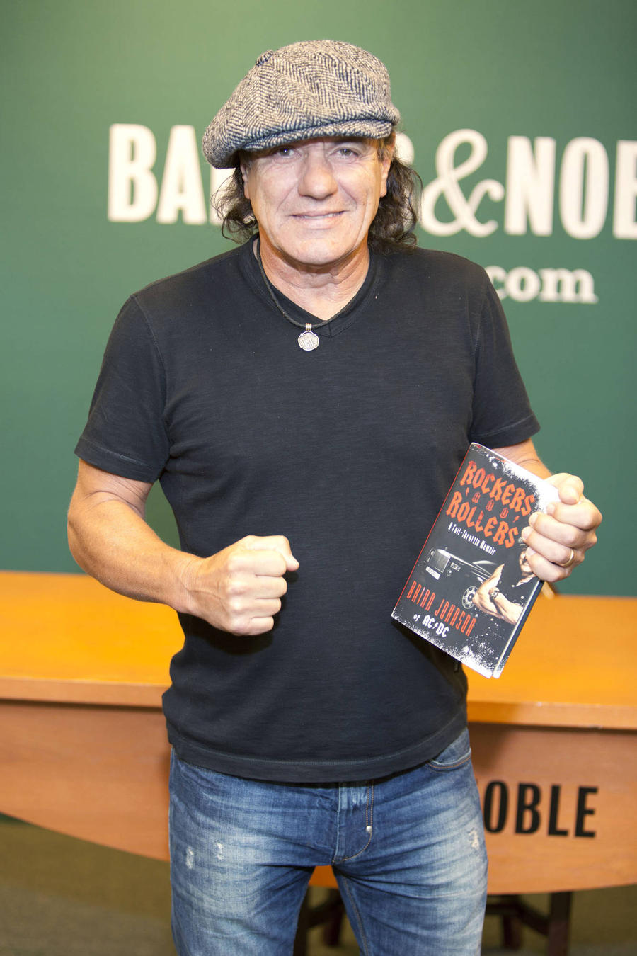 Brian Johnson 'Crushed' By Hearing Diagnosis