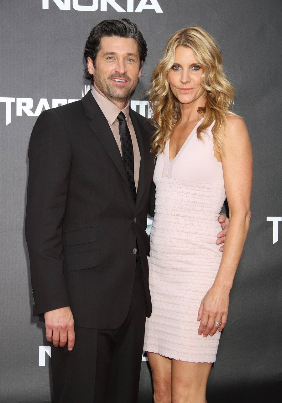 Patrick Dempsey's Wife Makes A Big Profit On House She Bought After  Marriage Split