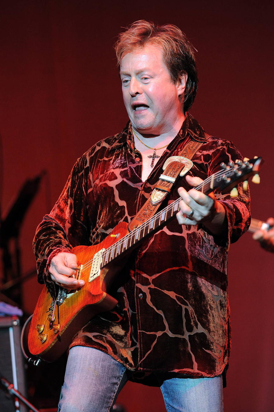 Rick Derringer Pleads Guilty To Carrying Loaded Gun On Flight