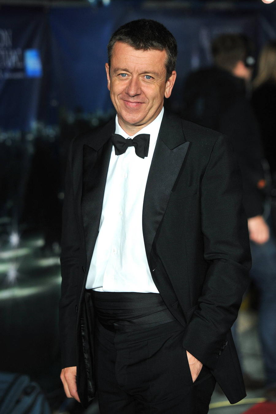 Peter Morgan To Receive Bfi Fellowship